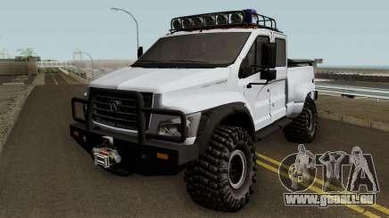 GAZ Next Off-Road pour GTA San Andreas