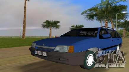 1990 Opel Kadett E Combi für GTA Vice City
