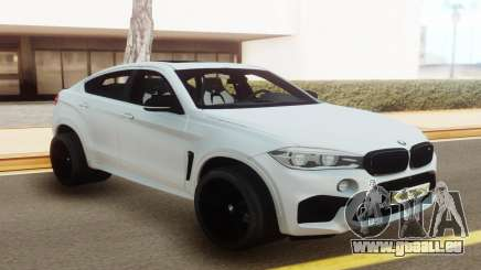 BMW X6M Crossover pour GTA San Andreas