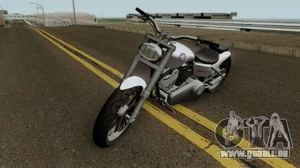 Lycan de GTA 4 TLAD con Texturas Arregladas pour GTA San Andreas