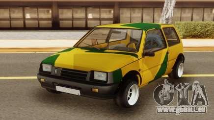 OKA 1111 couleurs Mélangées pour GTA San Andreas