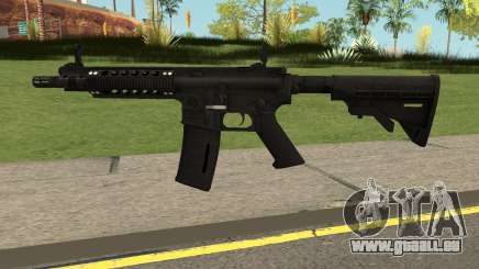 Takedown Red Sabre M4A1 für GTA San Andreas