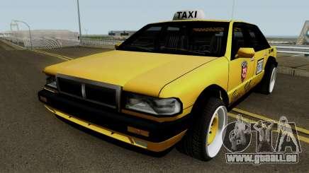 Taxi Remasterizado für GTA San Andreas