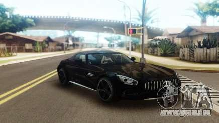 Mercedes-Benz GTC AMG pour GTA San Andreas