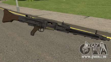 Call Of Duty: World at War - MG-42 für GTA San Andreas