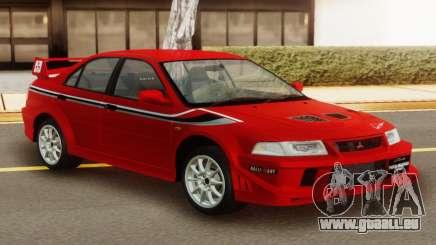 Mitsubishi Lancer Evo VI Tommi Makinen Edition pour GTA San Andreas