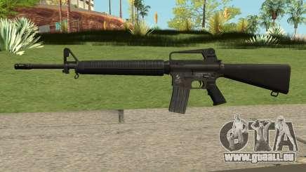 CSO2 M16A2 für GTA San Andreas