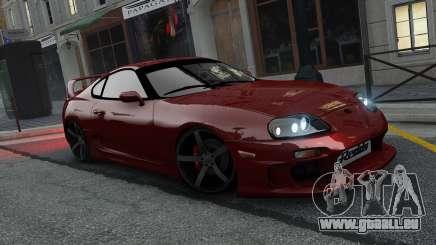 Toyota Supra Coupe pour GTA 4