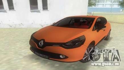 Renault Clio 4 pour GTA Vice City