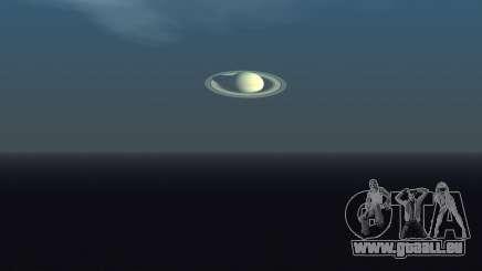 Saturn HD für GTA San Andreas