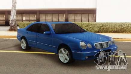 Mercedes-Benz E55 Sedan pour GTA San Andreas