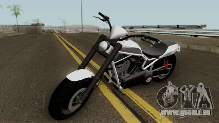 Revenant de GTA 4 EFLC con Texturas Arregladas pour GTA San Andreas