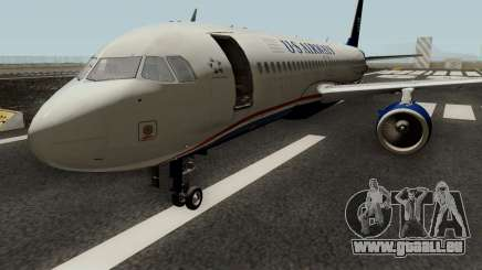 Airbus A320 US Airways für GTA San Andreas