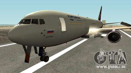 Boeing 767-300 Aeroflot Livery pour GTA San Andreas