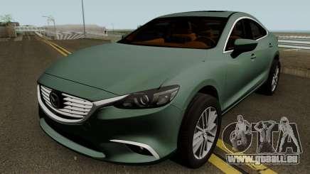 Mazda 6 2018 pour GTA San Andreas