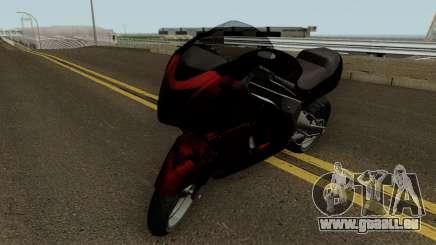 Hakuchou Custom from GTA 4 EFLC pour GTA San Andreas