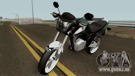 Honda CG Titan 150 Sporting (Light Version) pour GTA San Andreas