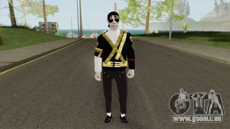 Michael Jackson für GTA San Andreas