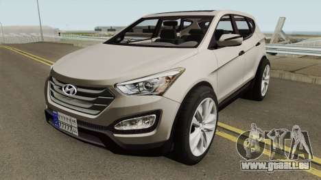 Hyundai Santa Fe 2015 V2 pour GTA San Andreas