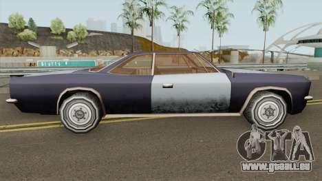 Tampa SRE (Showroom Edition) für GTA San Andreas