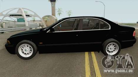 FIB BMW 5-Series e39 525i 1999 (US-Spec) für GTA San Andreas