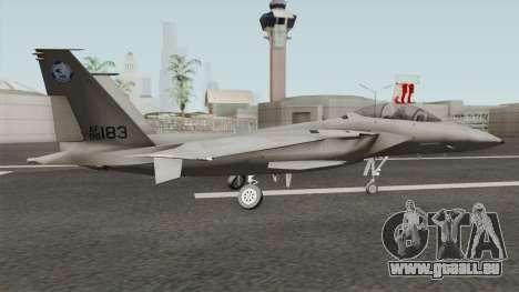 Boeing F-15 Eagle pour GTA San Andreas