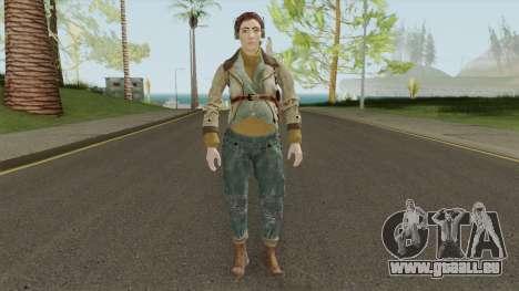 Anya Oliwa (Wolfenstein II) für GTA San Andreas