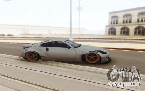 Nissan 350z Rocket Bunny pour GTA San Andreas