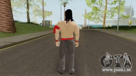 Shinsuke Nakamura für GTA San Andreas