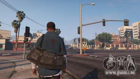 GTA 5 Backpack Inventory 2.9b