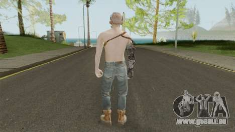 Fergus Reid V1 (Wolfenstein II) für GTA San Andreas