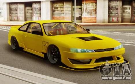 Nissan Silvia s14 kouki pour GTA San Andreas
