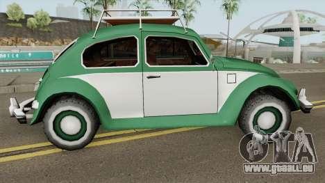 BF Bug (Volkswagen Beetle Style) für GTA San Andreas