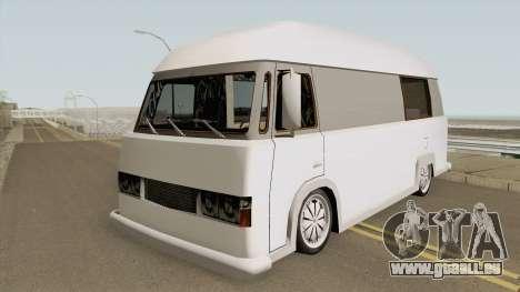 HotDog Campervan für GTA San Andreas