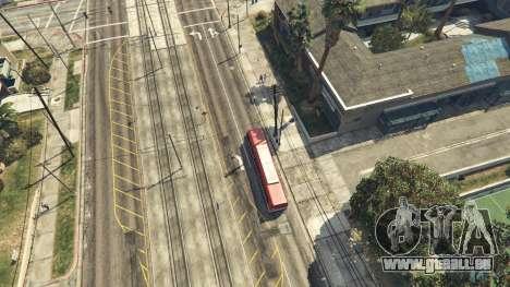 GTA 5 LSTransit Bus Mod 1.0 beta