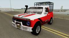 Lada Niva Pick Up pour GTA San Andreas
