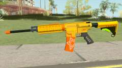 M4A1 Pew Pew Pew pour GTA San Andreas