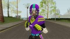 Fortnite NFL Female Skin (Sarah) pour GTA San Andreas