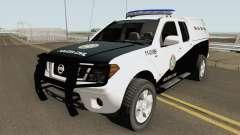 Nissan Frontier DPCA PCERJ 2013 pour GTA San Andreas