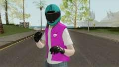 Biker Hotline Miami pour GTA San Andreas