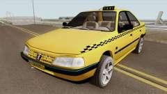 Peugeot 405 GLX TAXI NEW v2