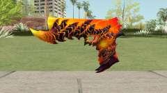 Rules of Survival Deagle Magma Demon für GTA San Andreas