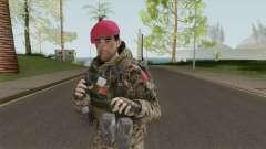 Turkish Army Skin pour GTA San Andreas