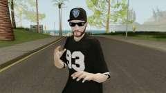 Caddy from B.U.G. Mafia pour GTA San Andreas