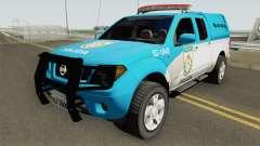 Nissan Frontier PMERJ 2013