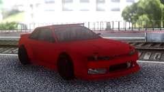 Nissan 200SX S14 Rocket Bunny Custom für GTA San Andreas