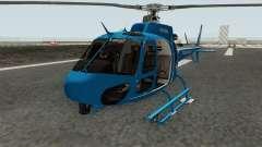 Helicoptero Fenix 02 do GAM PMERJ