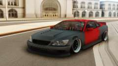 Nissan Silvia S15 Facelift Toyota Altezza pour GTA San Andreas