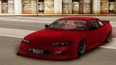Nissan Silvia S14.55 für GTA San Andreas