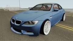 BMW M3 E92 HQ für GTA San Andreas